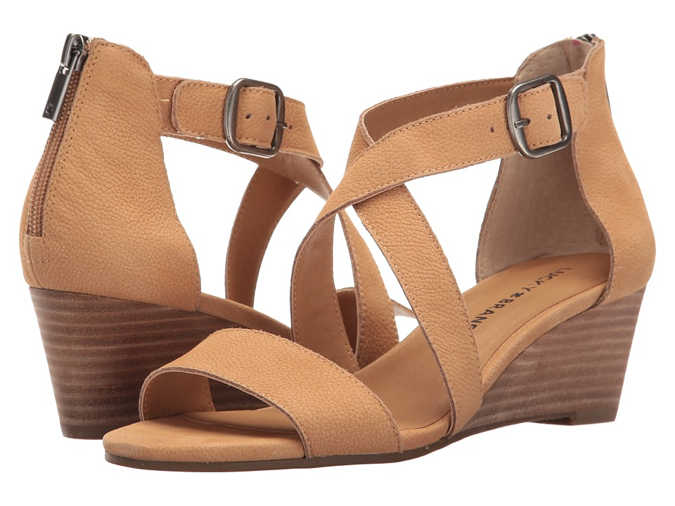 Lucky Brand - Jenley (Black) Women's Shoes