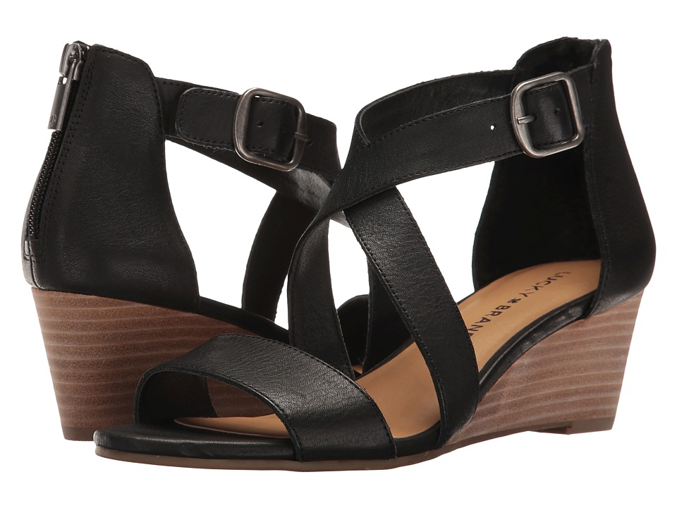 Lucky Brand - Jenley (Black) Women's Shoes