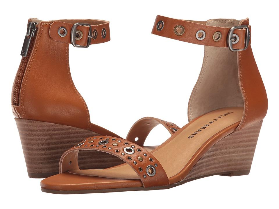 Lucky Brand - Jorey2 (Cafe) Women's Shoes
