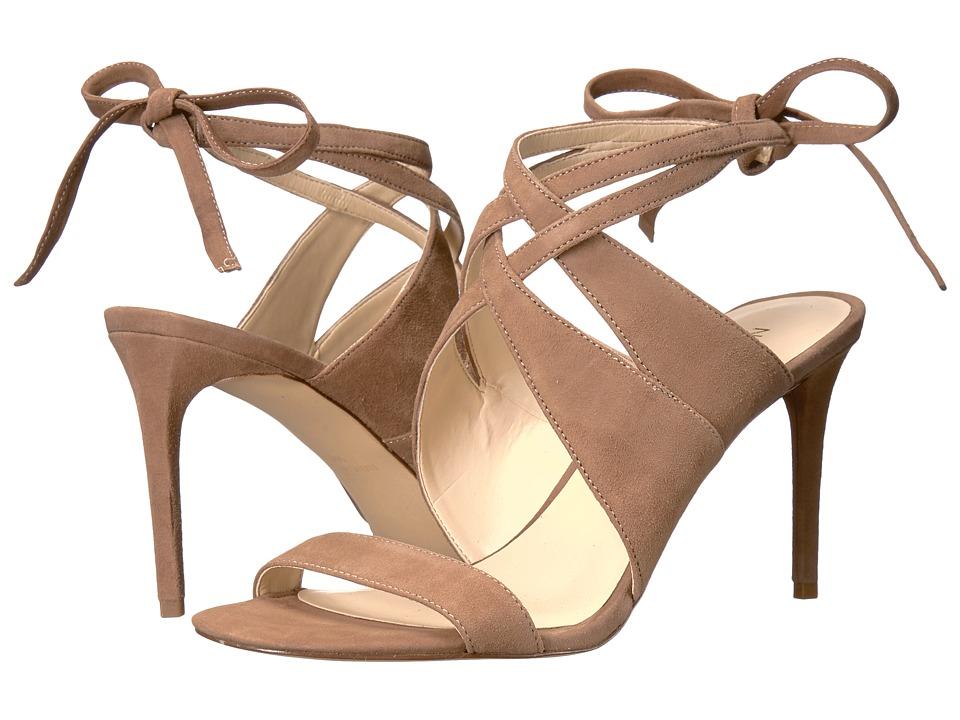 Nine West Ronnie (Natural Suede) High Heels