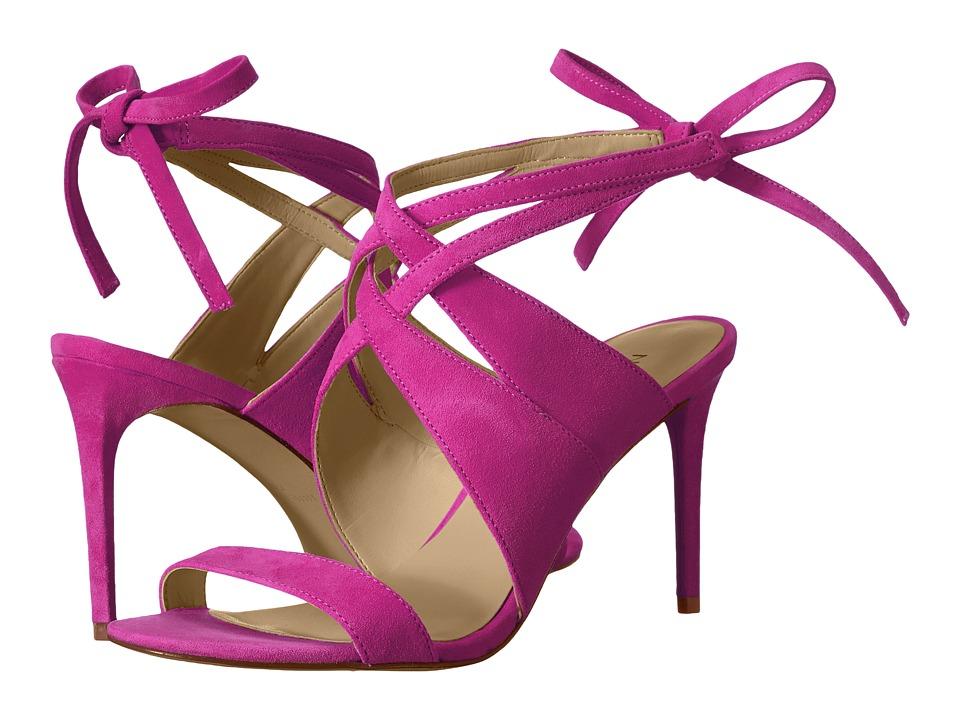 Nine West - Ronnie (Pink Suede) High Heels