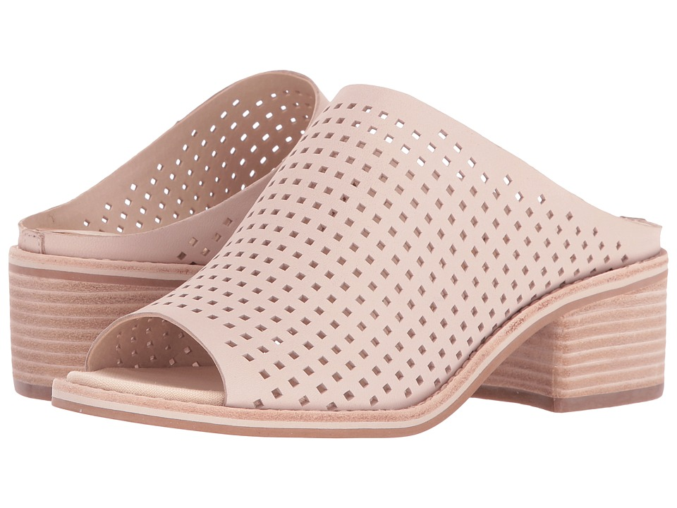 Dolce Vita - Kyla (Off-White Perforated Nubuck) Women's Shoes