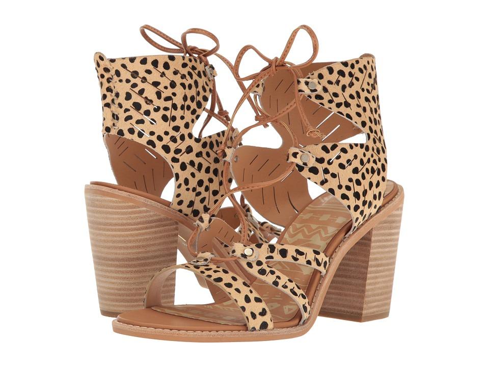 Dolce Vita - Luci (Leopard Calf Hair) Women's Shoes