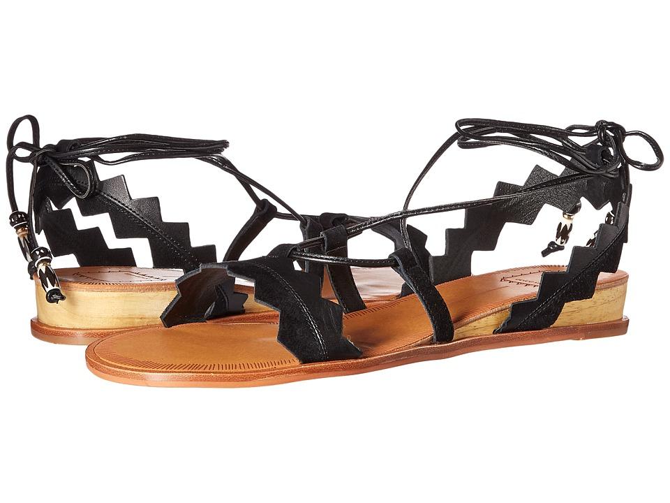 Dolce Vita - Pedra (Black Leather) Women's Shoes