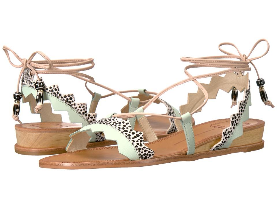 Dolce Vita - Pedra (Mint Multi Leather) Women's Shoes