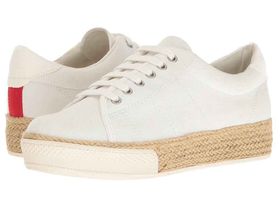 Dolce Vita - Tala (White Fabric) Women's Shoes