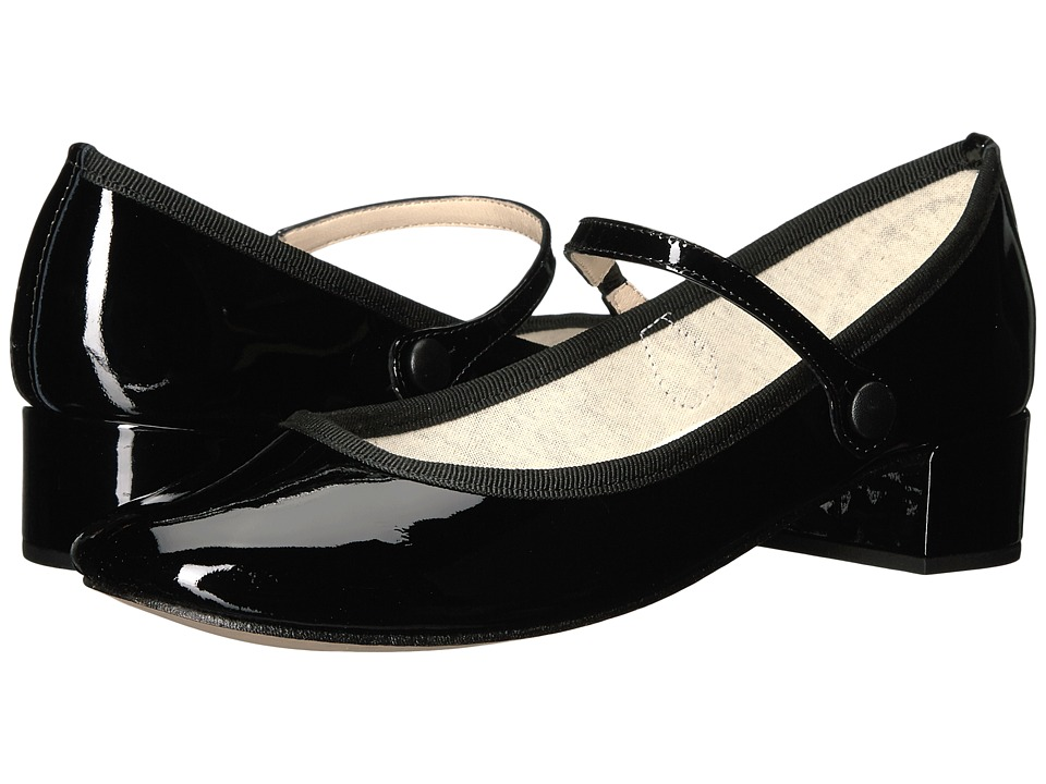 Repetto - Rose (Noir) Women's Shoes