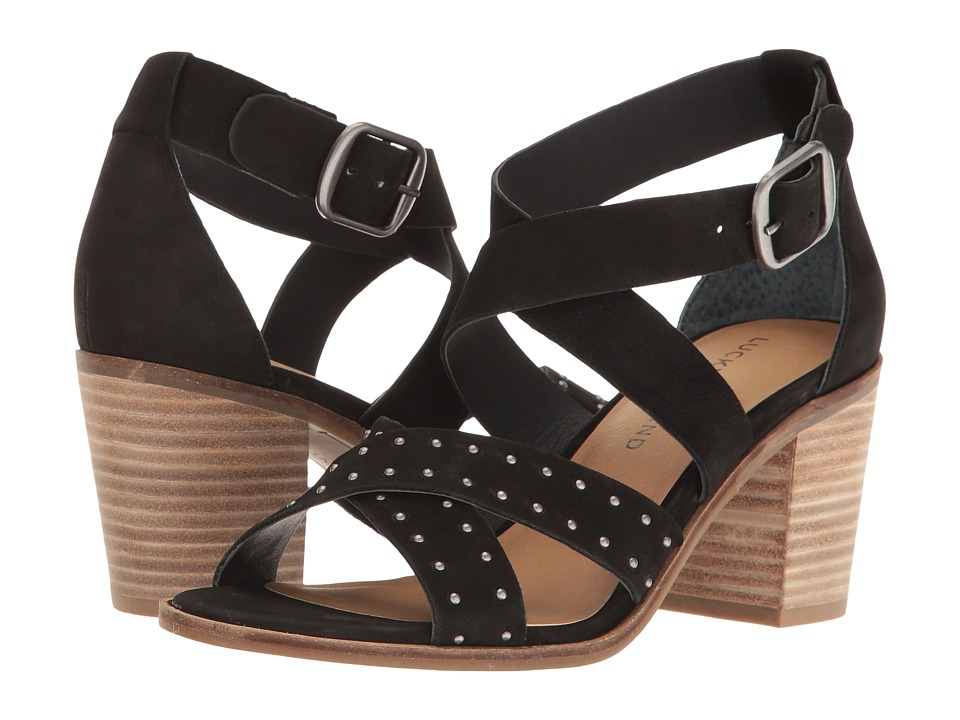 Lucky Brand - Kesey (Black) Women's Shoes