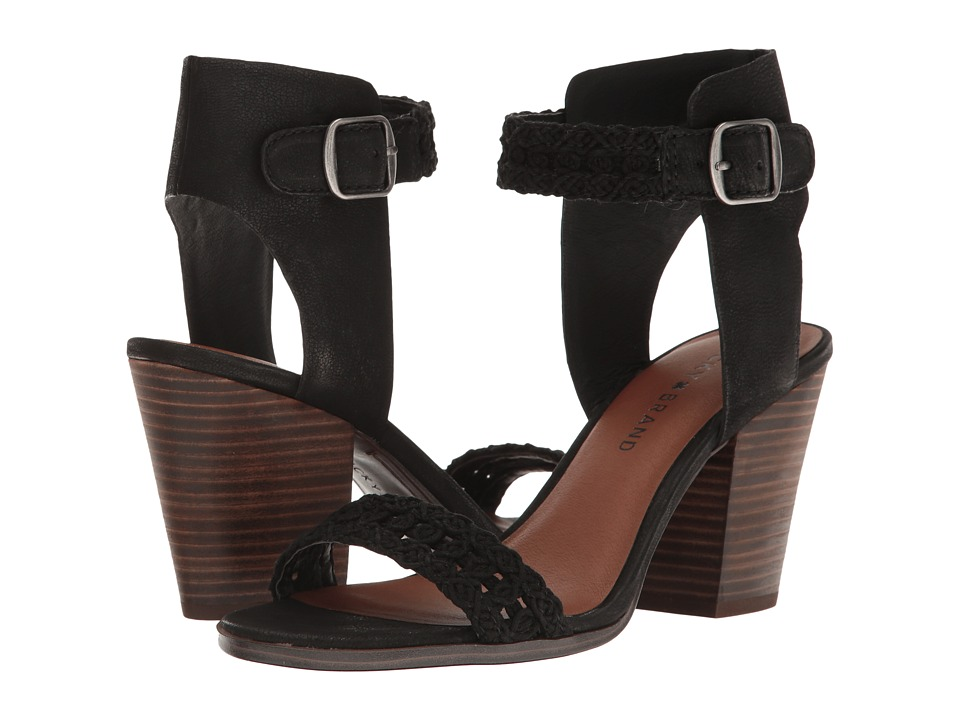 Lucky Brand - Oakes (Black) Women's Shoes