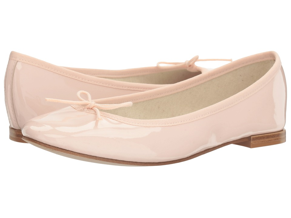 Repetto - Cendrillon (Icone (Light Pink Patent Leather)) Women's Flat Shoes