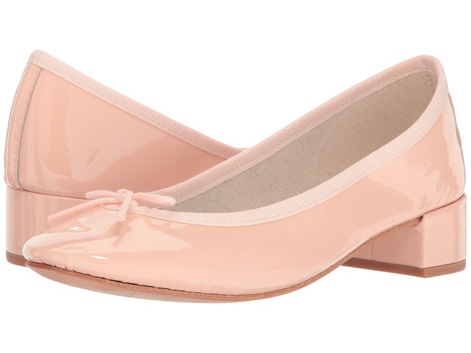 Repetto - Camille (Nude) Women's 1-2 inch heel Shoes