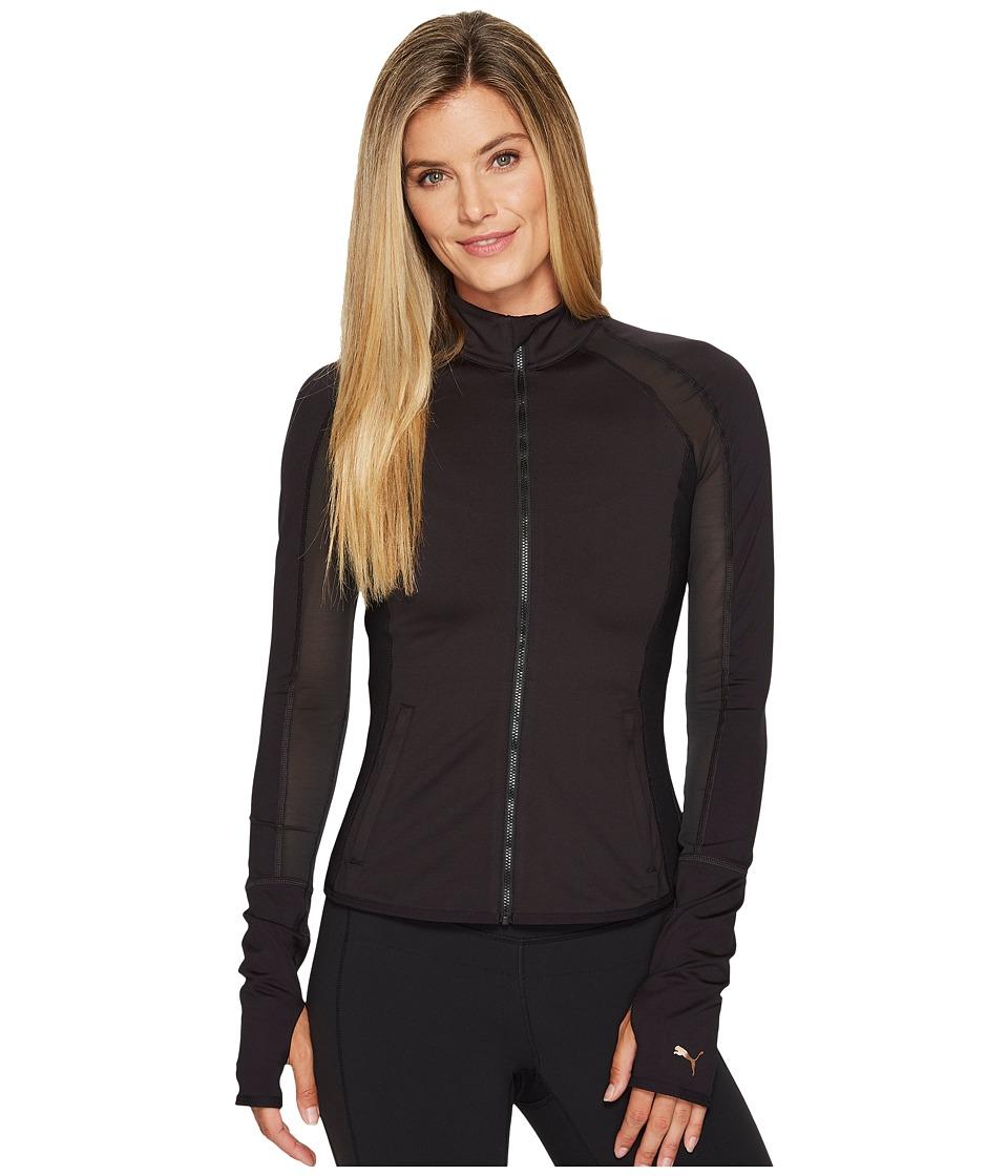 PUMA - Powershape Jacket (Puma Black 1) Women's Coat