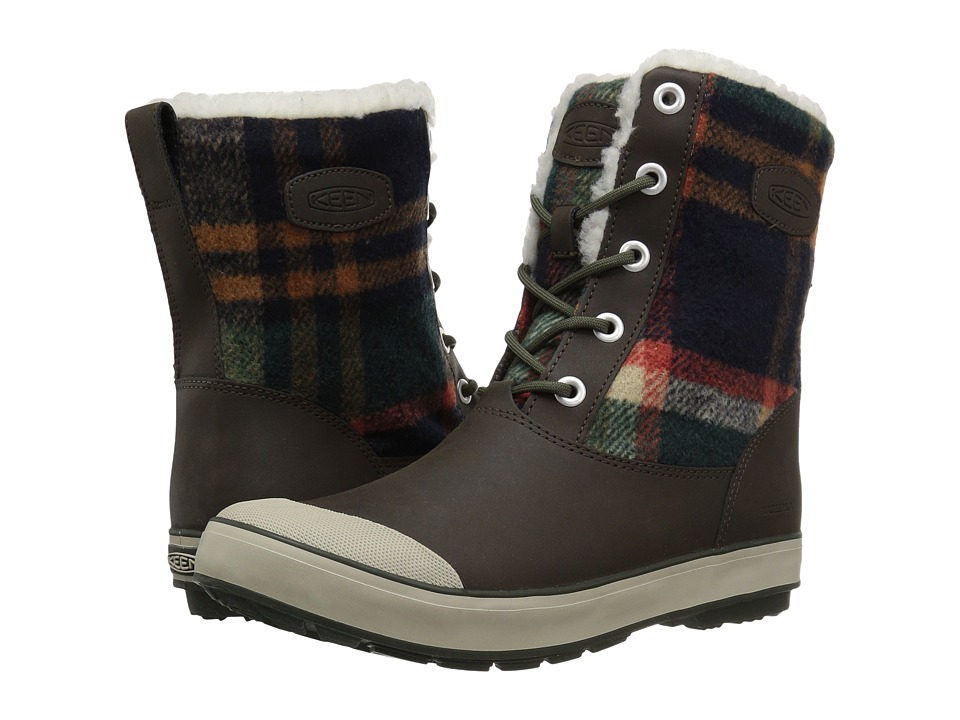 Keen Elsa Boot WP (Coffee Bean) Women