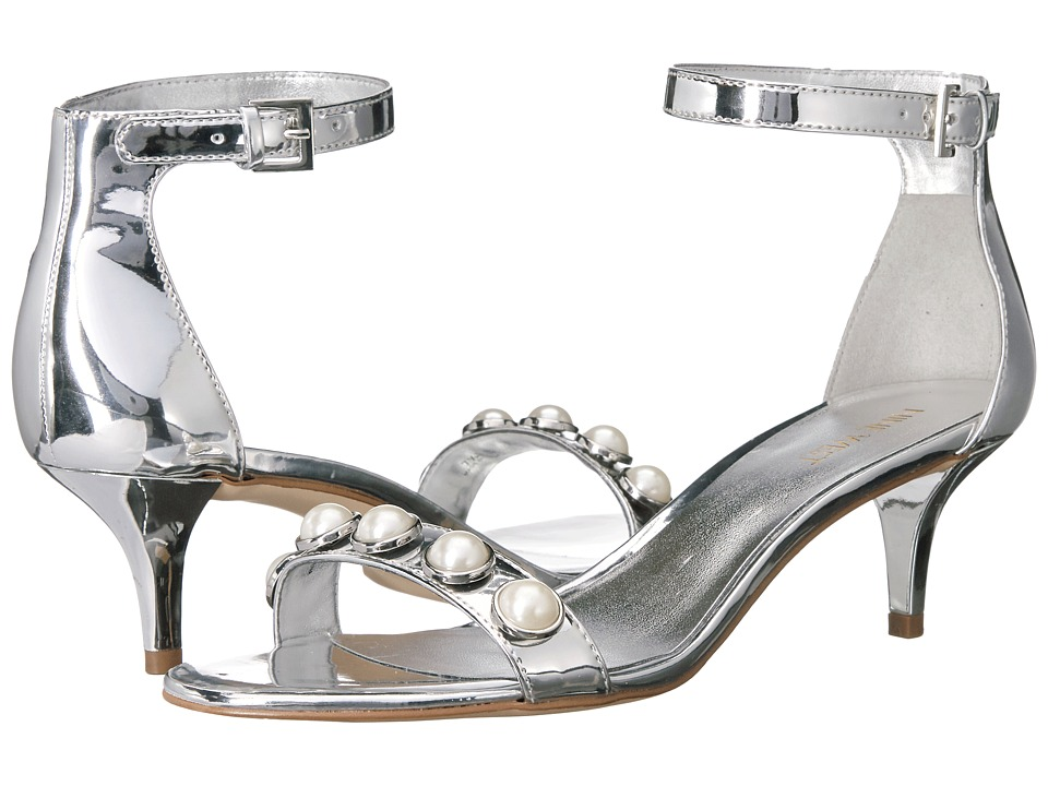 Nine West - Lipstick 3 (Silver Synthetic) Women's Shoes