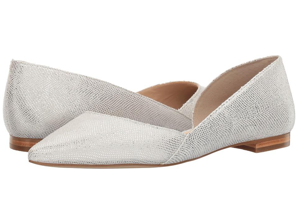 Marc Fisher LTD Sunny 4 (Bianco/Silver) Women