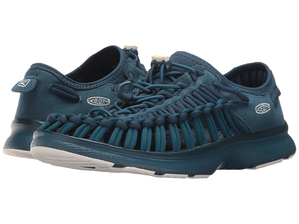 Keen - Uneek O2 (Majolica Blue/Legion Blue) Women's Shoes