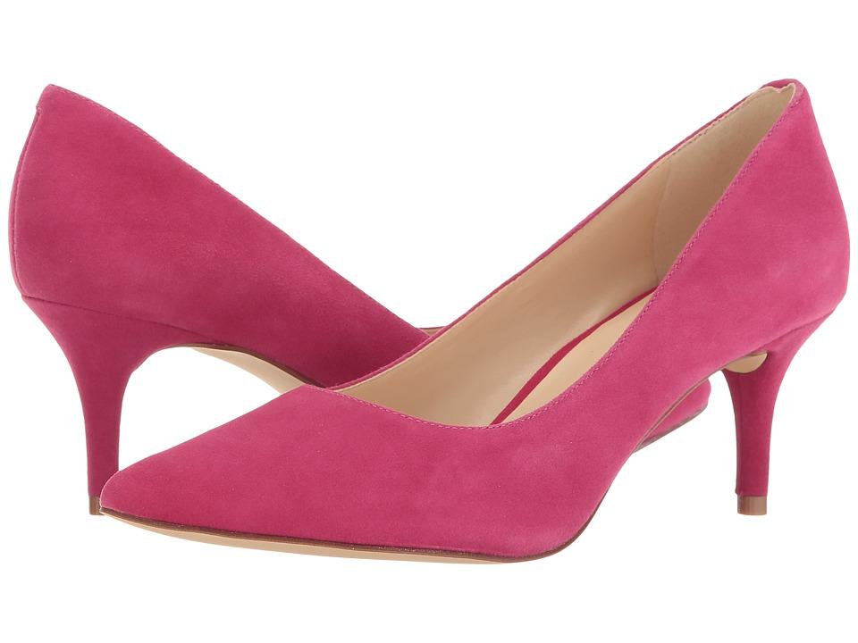 Nine West - Margot (Pink Suede) High Heels