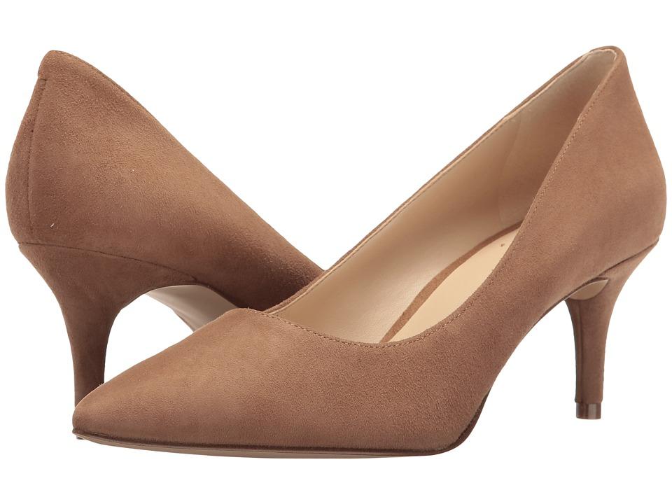 Nine West - Margot (Dark Natural Suede) High Heels