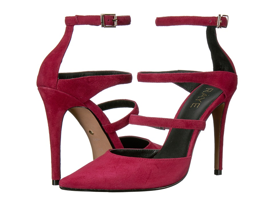 RAYE Carrie (Merlot) High Heels