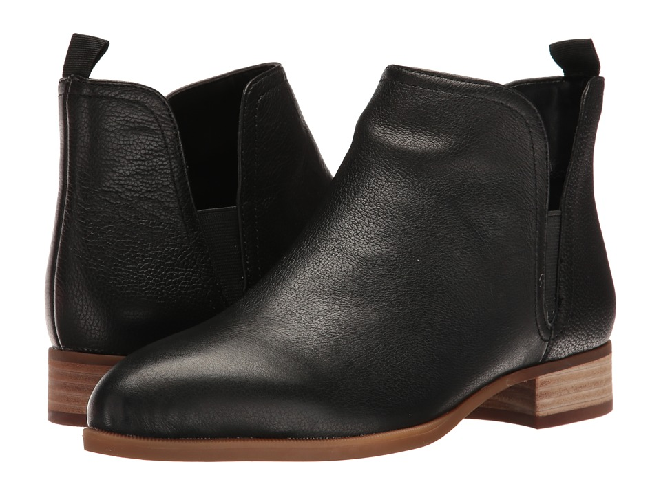 Nine West - Nesrin (Black Leather) Women's Shoes