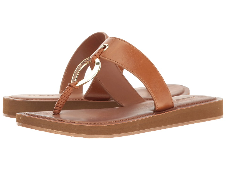 ALDO - Zoanna (Cognac) Women's Sandals