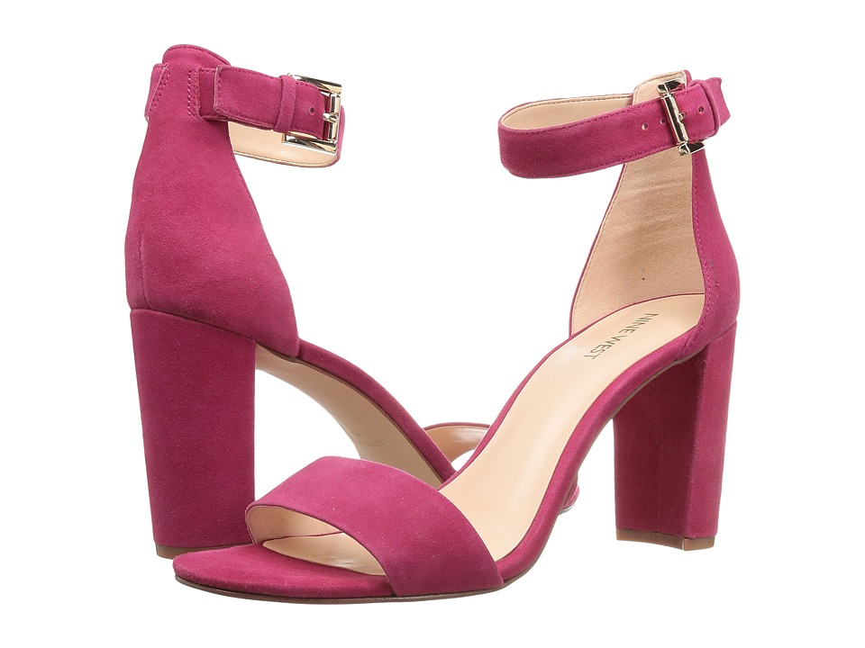 Nine West - Nora (Pink Suede) Women's Shoes
