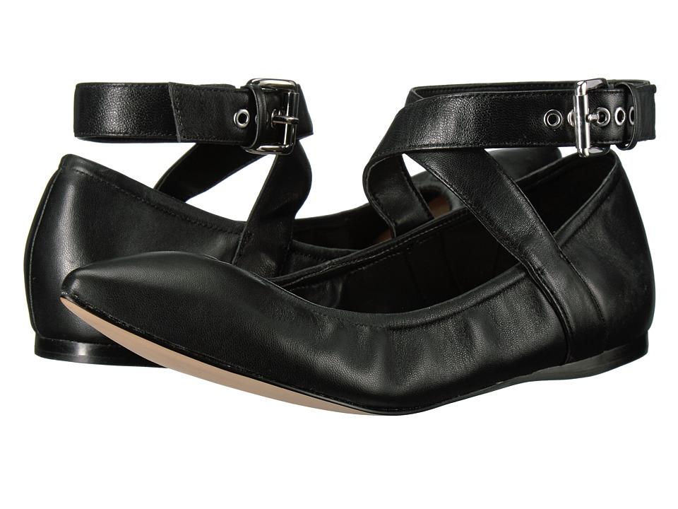 ALDO Palmyre (Black Leather) Women