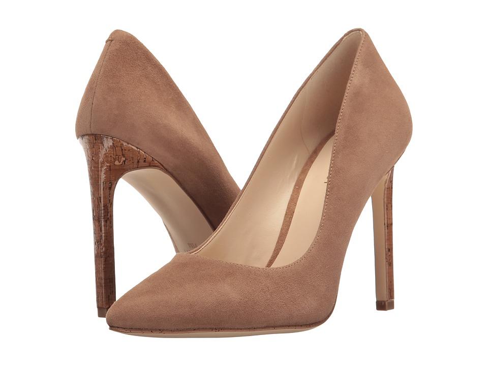 Nine West - Tatiana (Dark Natural Suede) High Heels
