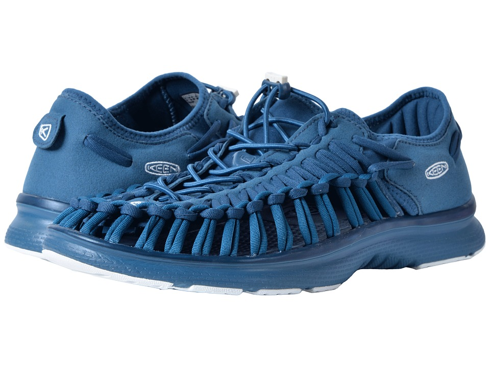 Keen - Uneek O2 (Majolica Blue/Legion Blue) Men's Shoes