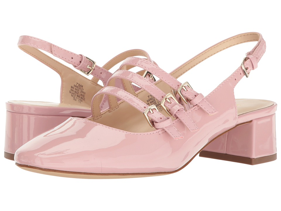 Nine West - Weirley 3 (Light Pink Patent) Women's Shoes