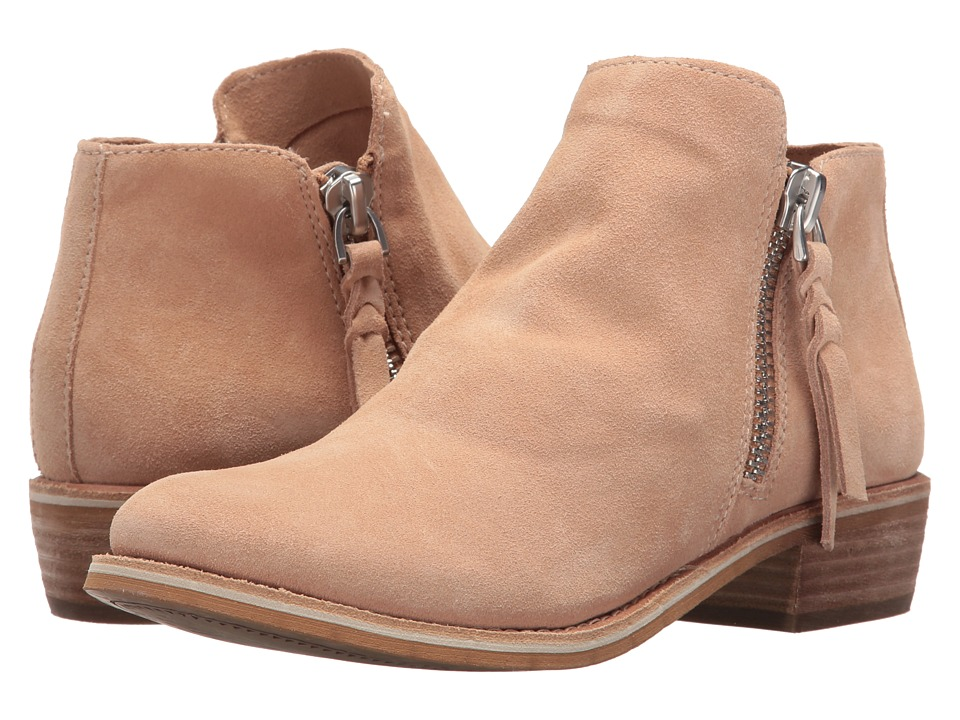 Dolce Vita - Sutton (Blush Suede) Women's Shoes