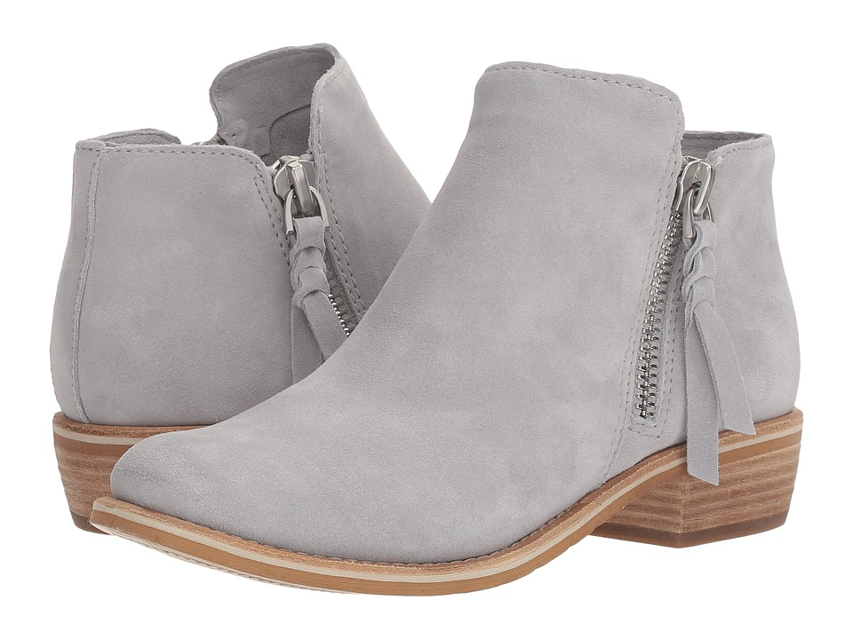 Dolce Vita - Sutton (Ice Blue Suede) Women's Shoes