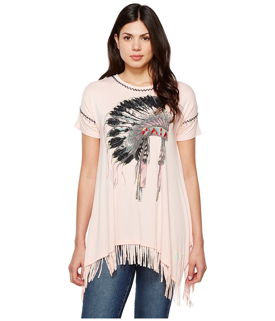 Double D Ranchwear - Stardust Warbonnett Top (Bullet Ballot) Women's Clothing