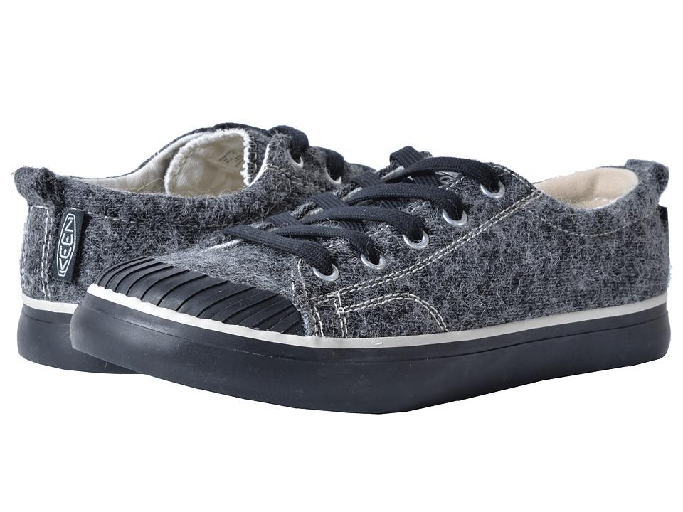 Keen Elsa Sneaker Fleece (Black Wool) Women