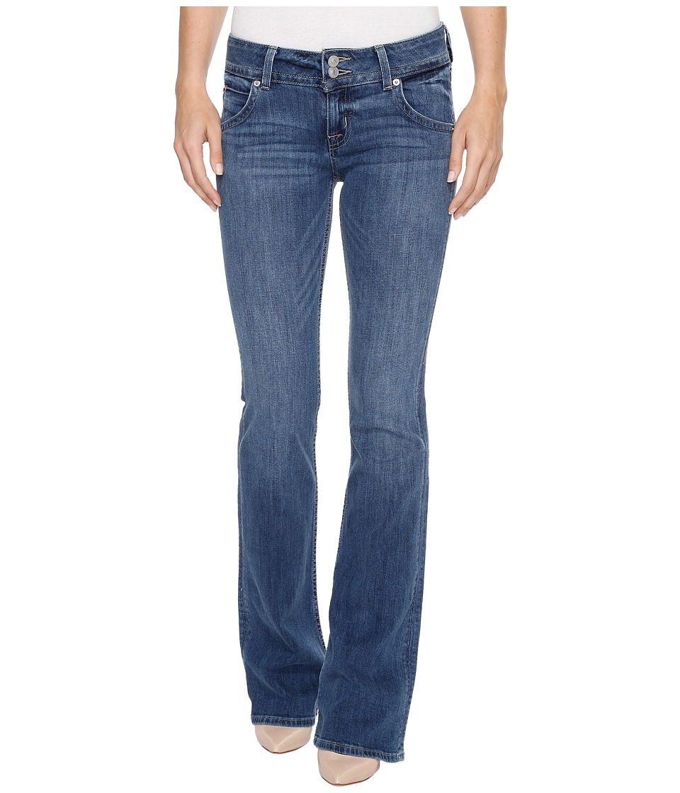 Hudson - Signature Bootcut Flap Pocket Jeans in Champ (Champ) Women's Jeans