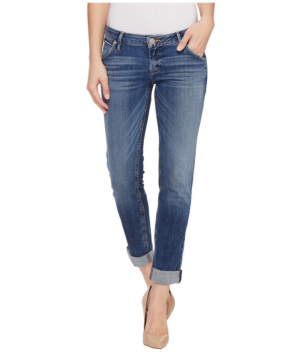 Hudson - Jax Boyfriend Skinny with Flap Pocket in Lifeline (Lifeline) Women's Jeans