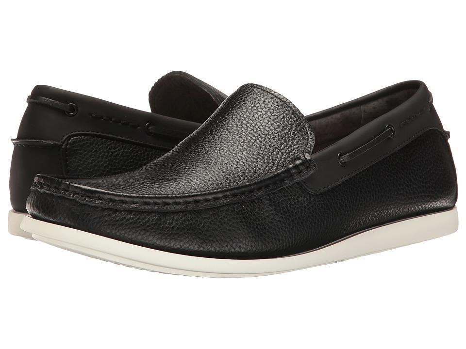 Kenneth Cole Reaction - Pot-Luck (Black) Men's Slip on Shoes