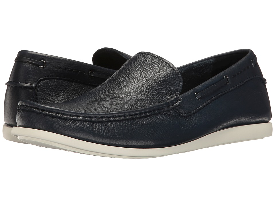 Kenneth Cole Reaction - Pot-Luck (Navy) Men's Slip on Shoes
