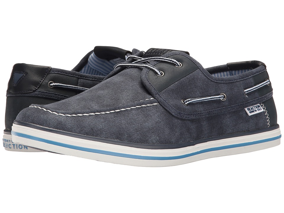 Kenneth Cole Reaction - Prize Winner (Navy) Men's Shoes