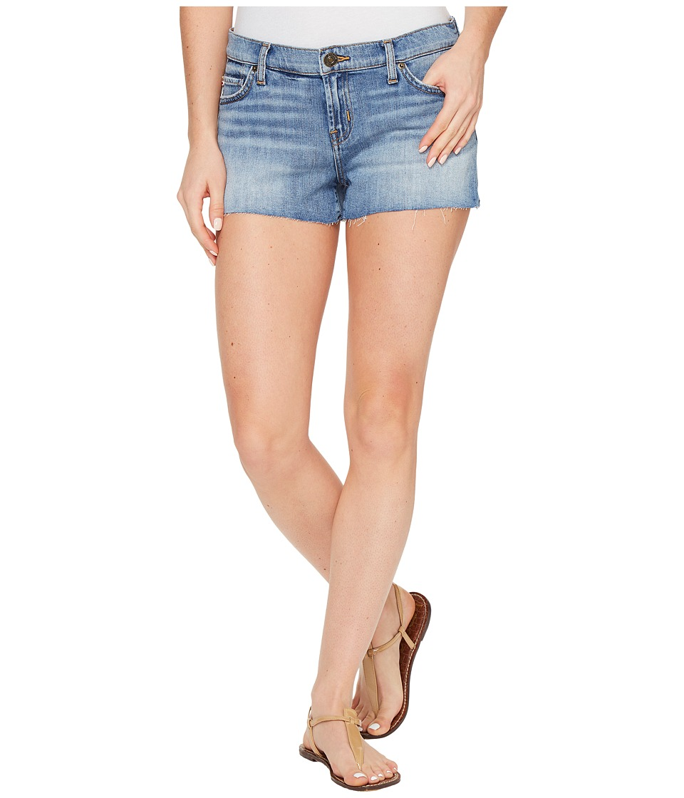 Hudson - Kenzie Cut Off Five-Pocket Shorts in Defy (Defy) Women's Shorts