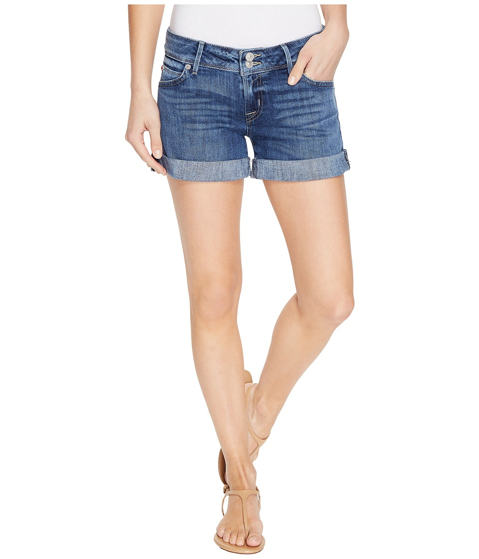 Hudson - Croxley Mid Thigh Flap Pocket Shorts in Champ (Champ) Women's Shorts