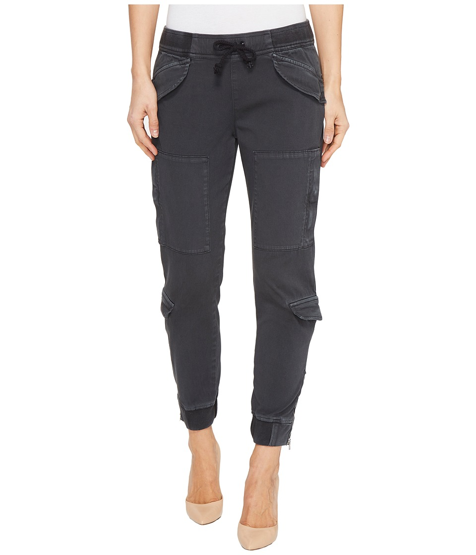 Hudson - Runaway Flight Pants in Blackened Charcoal (Blackened Charcoal) Women's Jeans