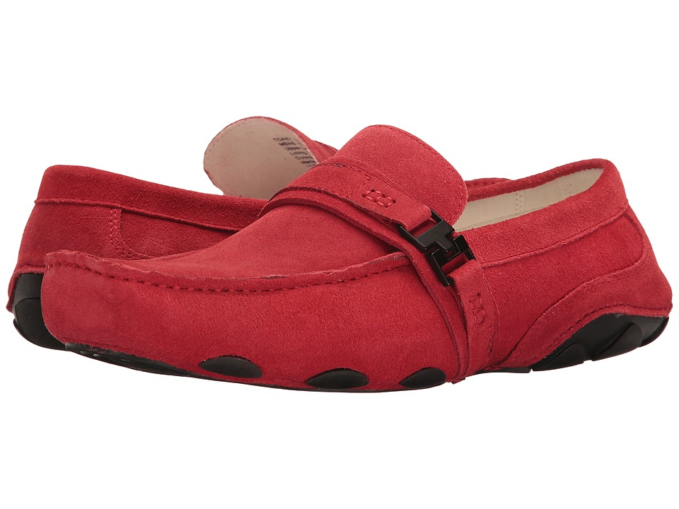 Kenneth Cole Reaction - Toast 2 Me (Red) Men's Slip on Shoes