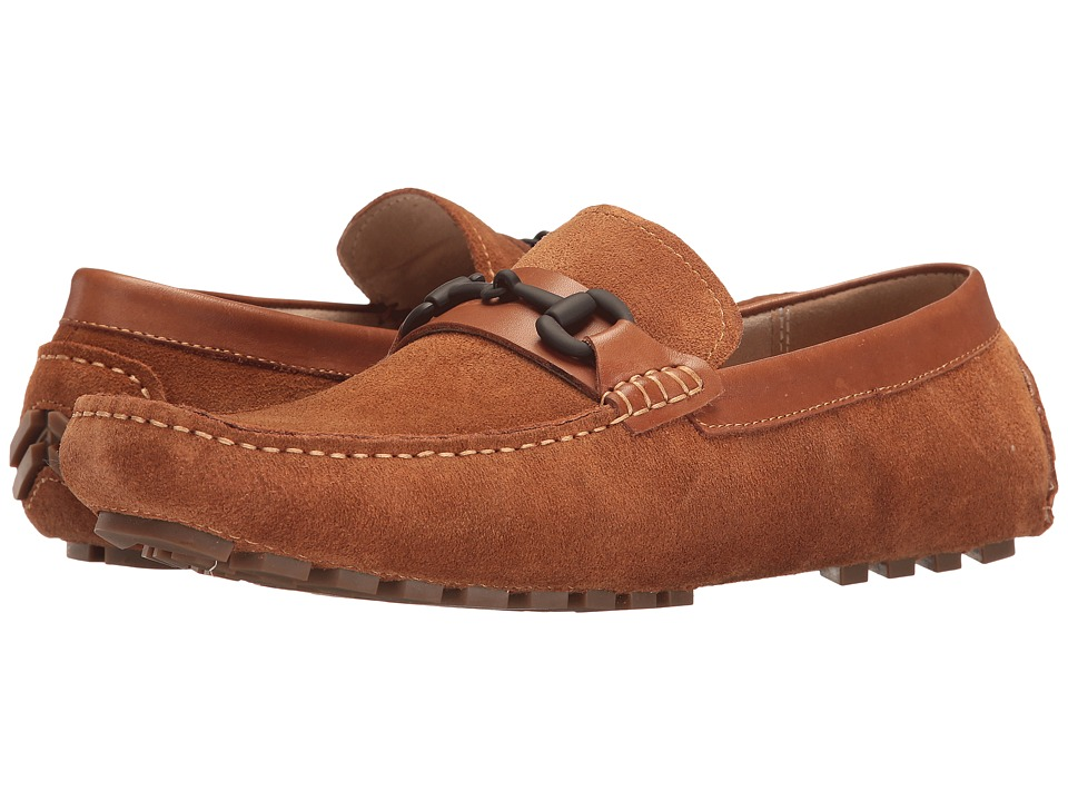 Kenneth Cole Reaction - Stay A-Wake (Rust) Men's Slip on Shoes