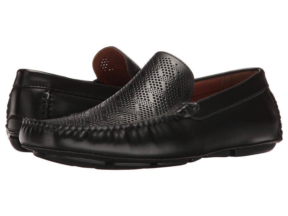 Kenneth Cole Reaction - Status Symbol (Black) Men's Slip on Shoes