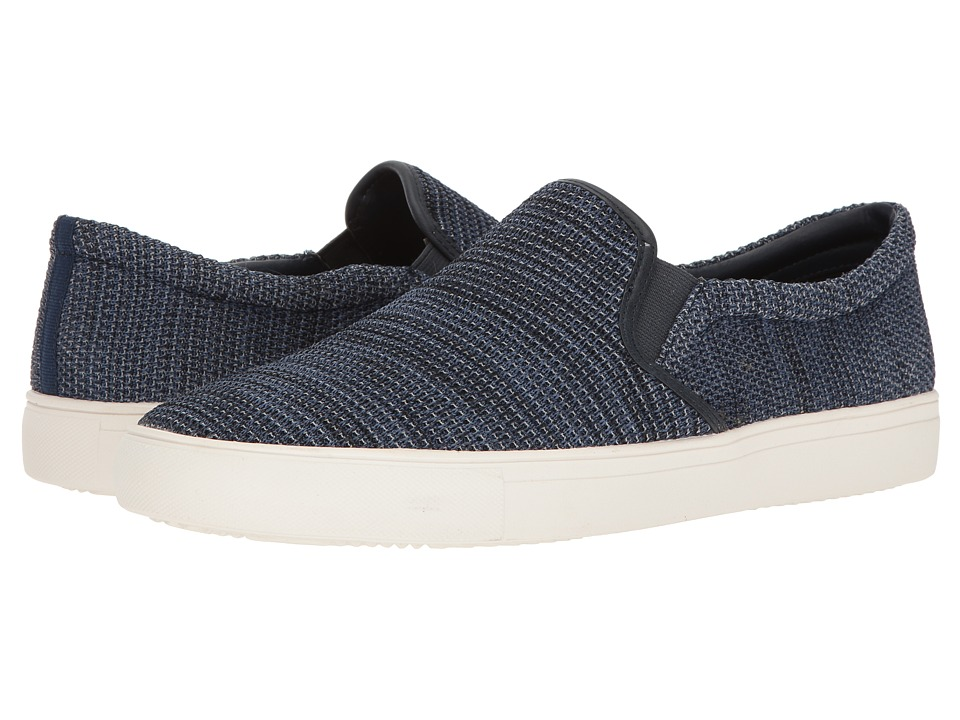 Kenneth Cole Reaction - Road Show (Navy) Men's Slip on Shoes