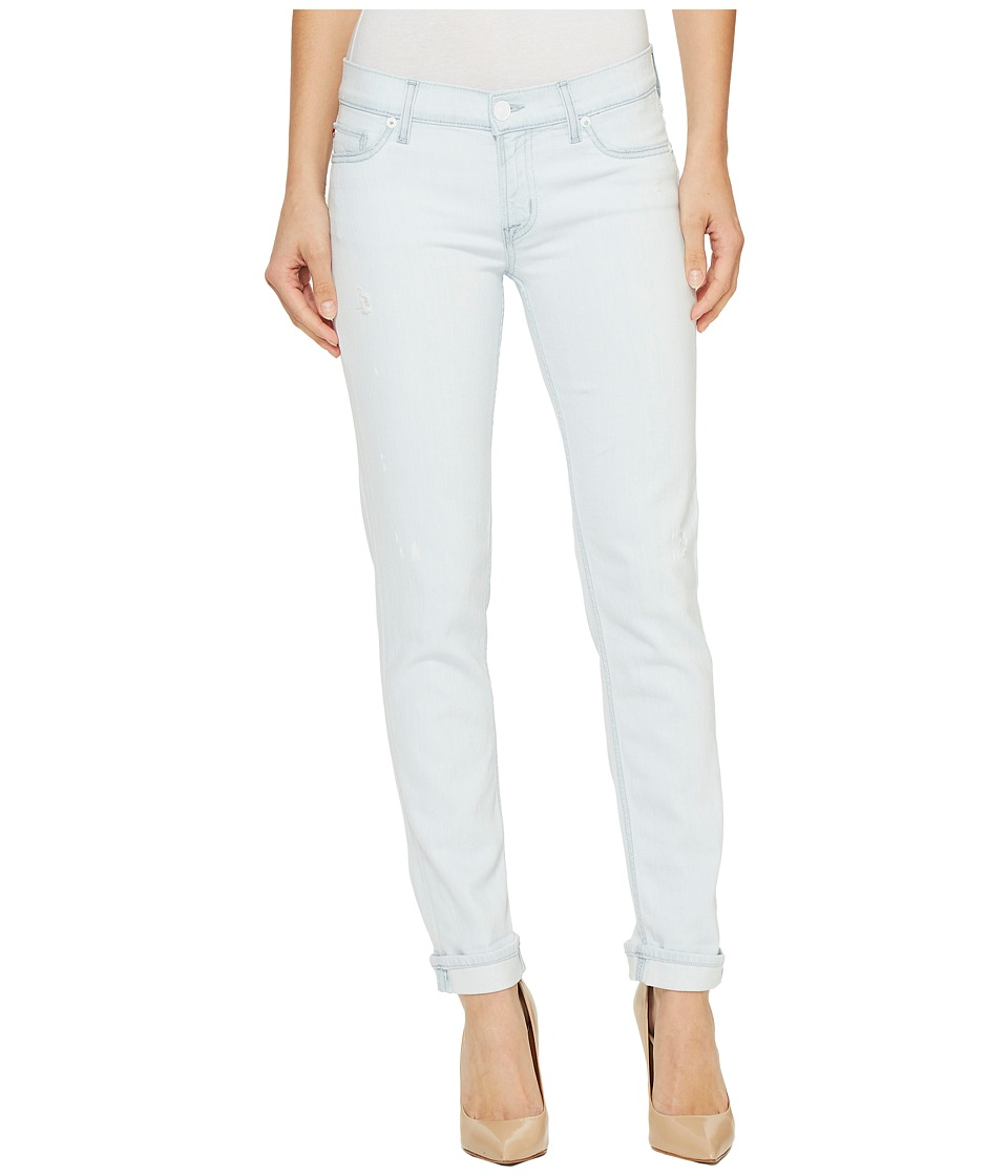 Hudson - Tally Cropped Skinny Five-Pocket Jeans in Lightweight (Lightweight) Women's Jeans