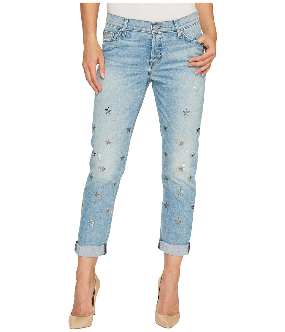 Hudson - Riley Relaxed Straight Five-Pocket Jeans in Big Shot (Big Shot) Women's Jeans