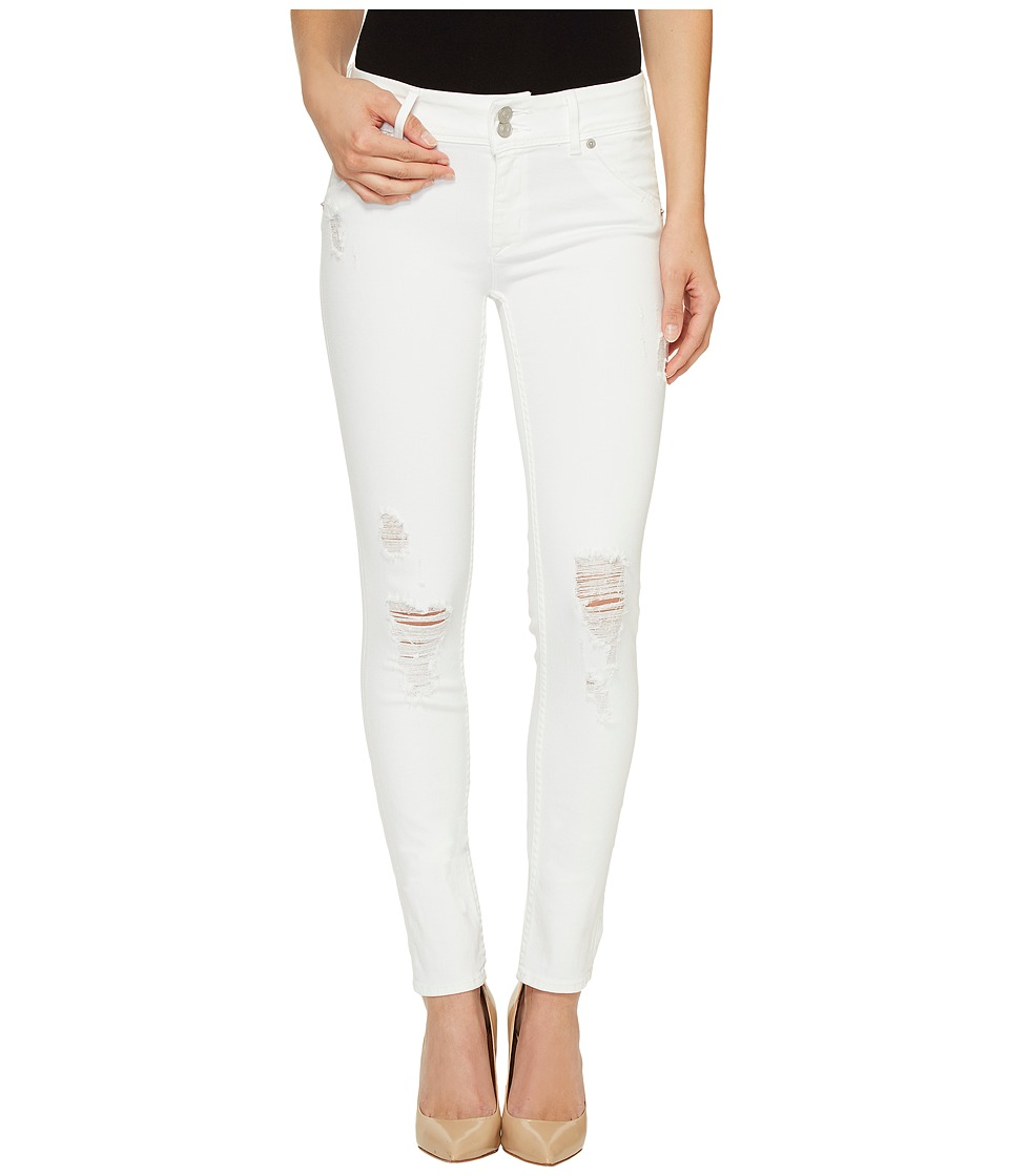 Hudson - Collin Mid-Rise Skinny Flap Pocket Jeans in Demolish (Demolish) Women's Jeans