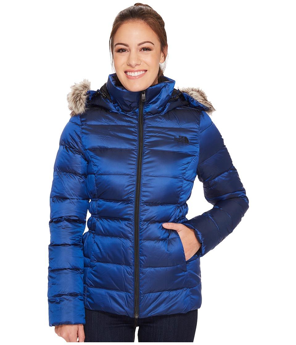 The North Face Gotham Jacket II (Brit Blue) Women